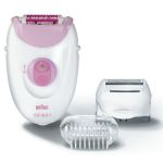 The Braun Silk-épil 3-270 is the most lightweight epilator in the Braun Collection. (Photo: Business Wire)