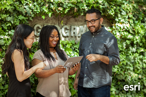 Esri, the global leader in spatial analytics, today announced its inclusion in Forbes magazine's 2017 America's Best Midsize Employers list (Photo: Business Wire)