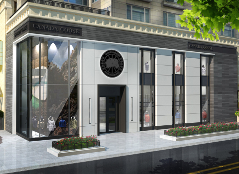 Canada Goose Chicago Flagship Store Rendering (Photo: Business Wire)