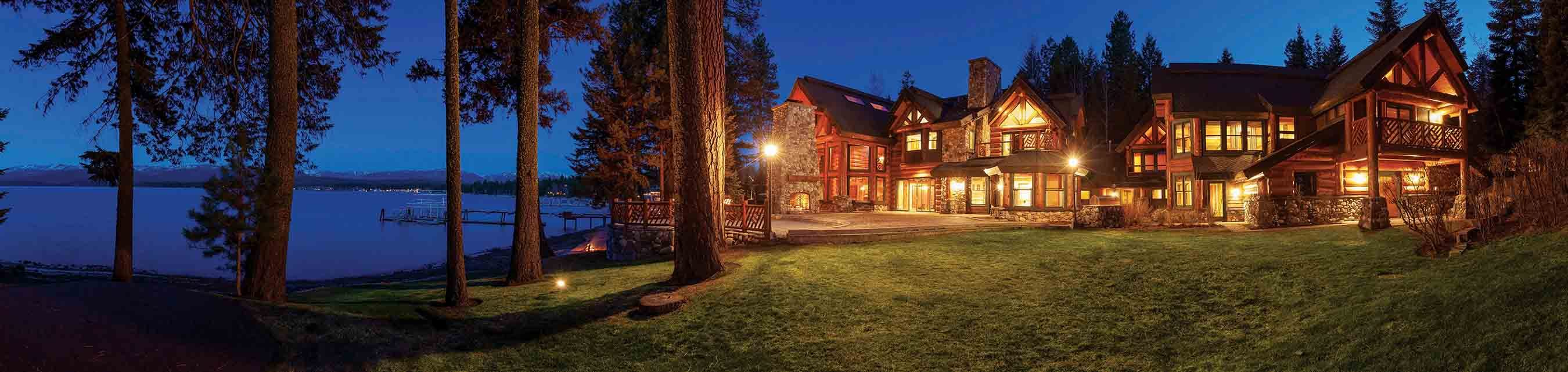 Whitetail Club's New Lakefront Clubhouse (Photo: Business Wire)