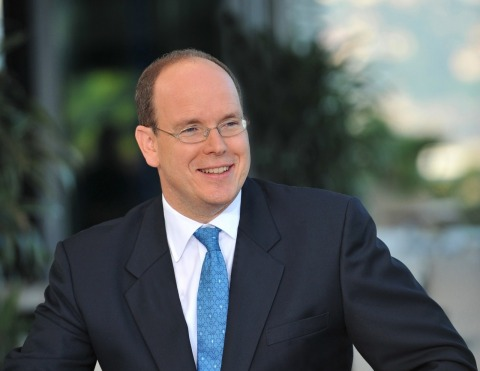 HSH Prince Albert II of Monaco (Photo: Business Wire)