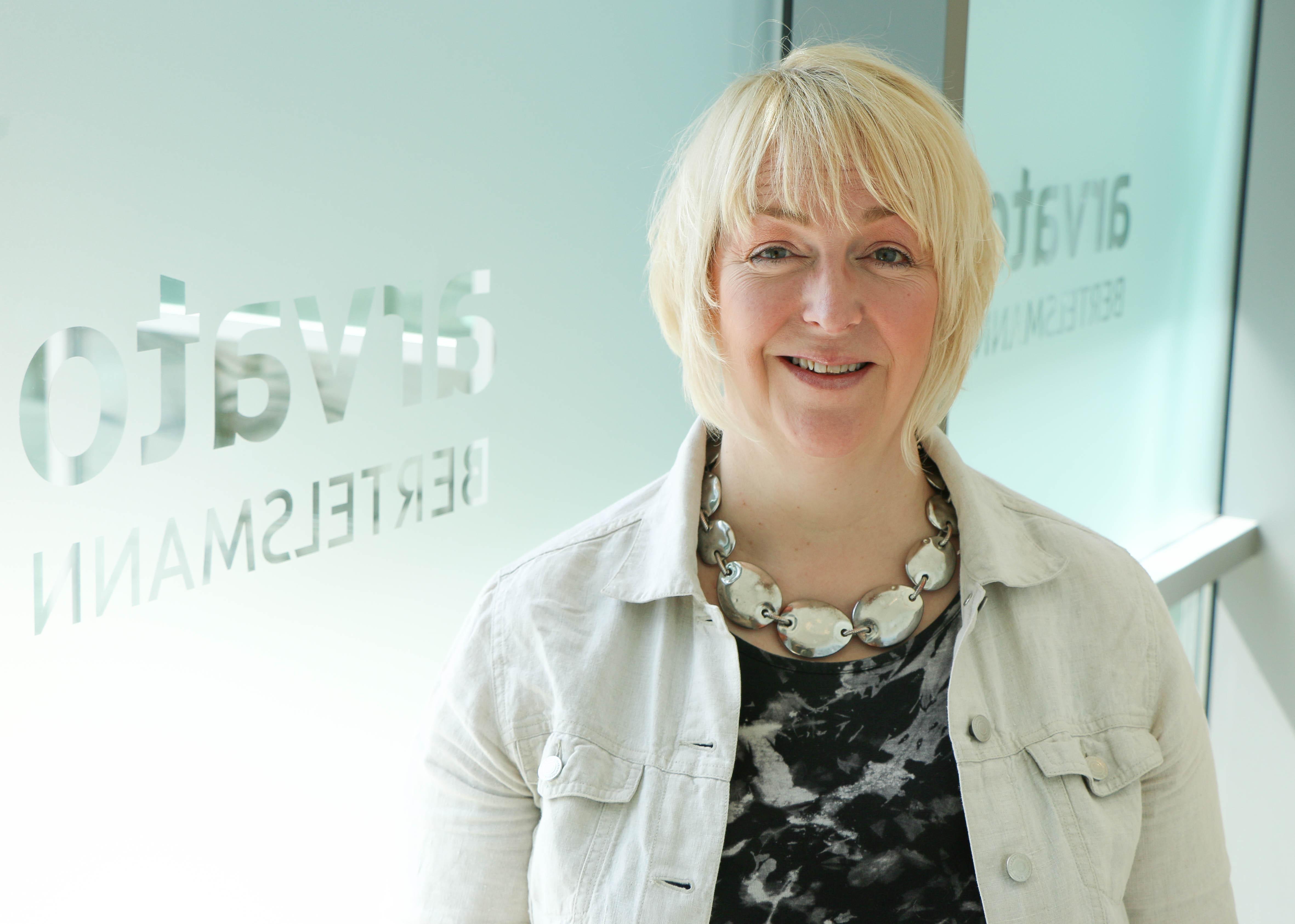 Sharon Millard, director of contact centres, Arvato UK & Ireland (Photo: Business Wire)
