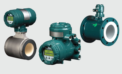 ADMAG Total Insight Electromagnetic Flowmeters (Photo: Yokogawa Electric Corporation)
