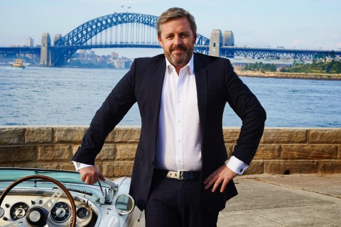 The dramatic growth of Motorsport Network's world-leading automotive website Motor1.com will continue with the launch of a new Australian edition of the site – the ninth international version of the brand to be lead by Matthew O'Malley (Photo: Business Wire)