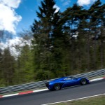 On May 12, 2017 NIO EP9 Breaks the Nurburgring Nordschleife Lap Record. (Photo: Business Wire)