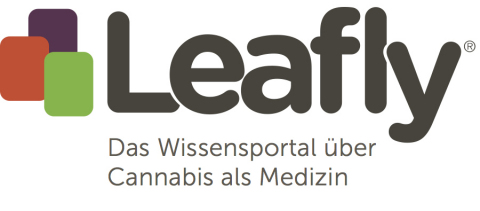 Leafly, the world's cannabis information resource, has arrived in Germany with the launch of www.Leafly.de, a German-language medical cannabis information resource and knowledge portal. (Graphic: Business Wire)