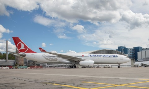 Intrepid Announces Delivery of 7th A330-300 To Turkish Airlines (Photo: Business Wire)