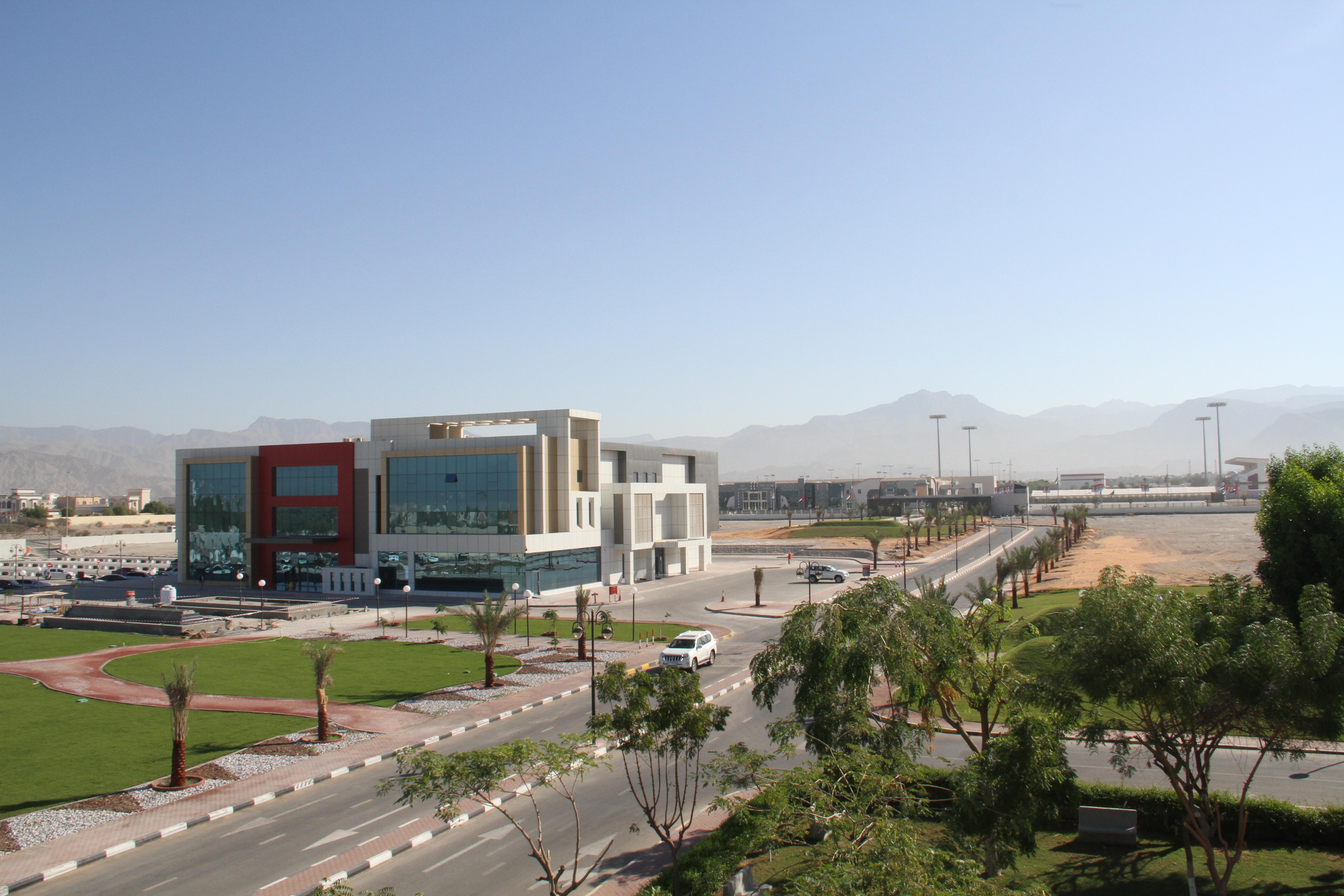 The American University of Ras Al Khaimah campus (Photo: ME NewsWire)