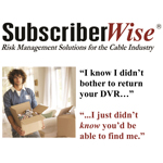 SubscriberWise mark instantly recognized everywhere by cable and telecom industry (Photo: Business Wire)