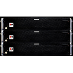infinite io redefines the storage industry by moving storage intelligence directly into the network with new clustered controllers (Photo: Business Wire)