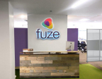 "Fuze Redefines ""the Headquarters"" with its New Boston Hub (Photo: Fuze)"