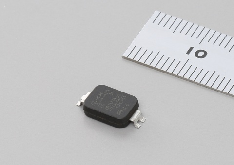 Surface mount type Y1 class safety certified capacitor (Photo: Business Wire)