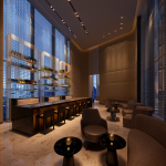 The Bar at Park Hyatt Bangkok (Photo: Business Wire)