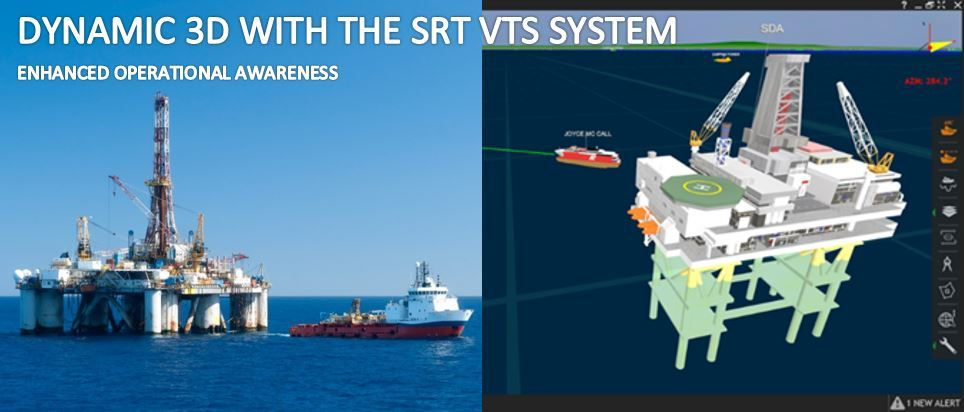 Leading edge technology that significantly enhances VTS Operators situational awareness (Photo: Business Wire)