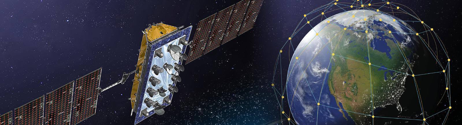 CopaSAT Selects LeoSat for LEO Connectivity Network (Photo: Business Wire)