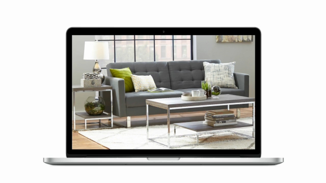 "Wayfair's ""Search with Photo"" feature makes it faster and easier than ever to find specific looks in furniture and décor from millions of options."