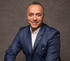 Homayoun Razavi, Chief Customer Officer (CCO), EVP Global Sales, and Chief Digital Marketing Officer (CDMO), Coriant (Photo: Business Wire)