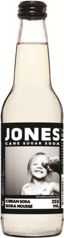 Jones Soda Cream Soda, one of the flavors hitting Petro-Canada shelves! (Photo: Business Wire)