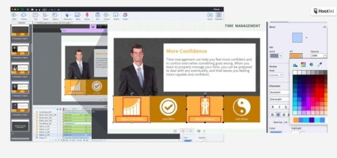 eLearning Brothers releases Customizable Courseware today. Fully editable pre-built courses that include classroom materials. (Graphic: Business Wire)