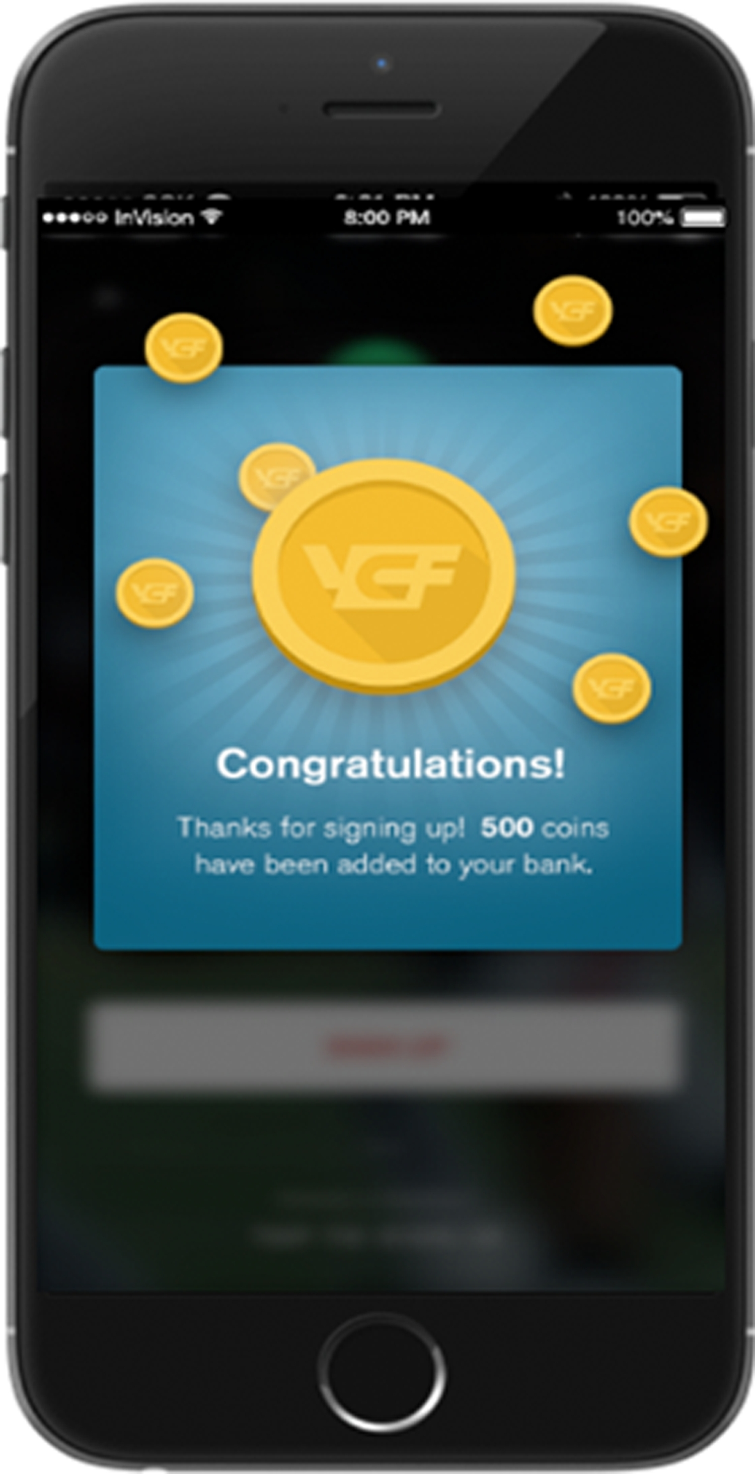 Within the YCF system, fans will be competing for YCF coins, cash prizes, merchandise and perks provided by YCF. (Photo: Business Wire)