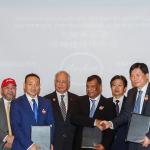 AirAsia and Everbright Sign China Joint Venture Memorandum of Understanding
