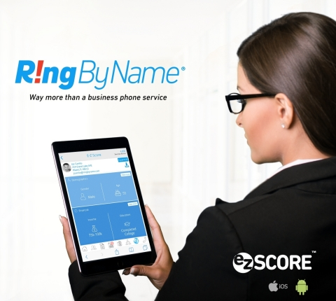 E-Z Score delivers valuable information instantly (Photo: Business Wire)