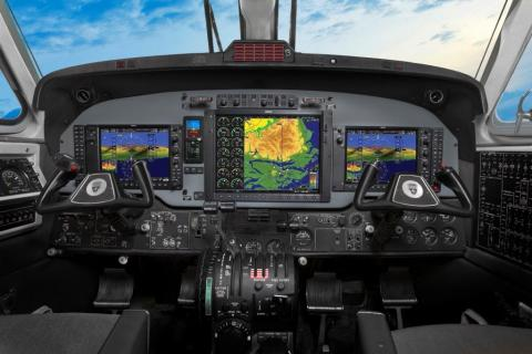 AMI Aviation Adds Garmin G950® NXi System for Beechcraft 1900D (Photo: Business Wire)