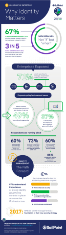 Securing the Enterprise: Why Identity Matters (Graphic: Business Wire)