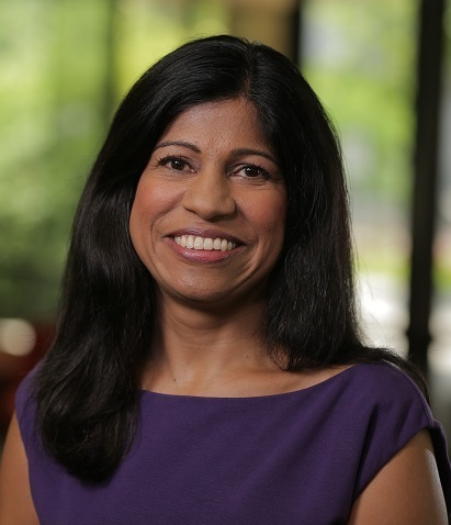 Lata Reddy, head of Corporate Social Responsibility and president of The Prudential Foundation, Prudential Financial, Inc. (Photo: Business Wire)