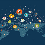 Mapping global executive talent (Graphic: Business Wire)