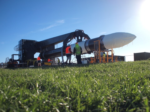 Spaceflight buys Rocket Lab Electron rocket to expand its dedicated launch services and meet smallsat industry's growing demand for routine access to space. (Photo: Business Wire)