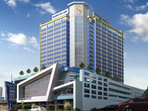 Toyoko Inn Cebu (Graphic: Business Wire)