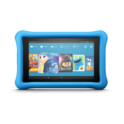 Amazon Fire HD 8 Kids Edition Tablet (Photo: Business Wire)