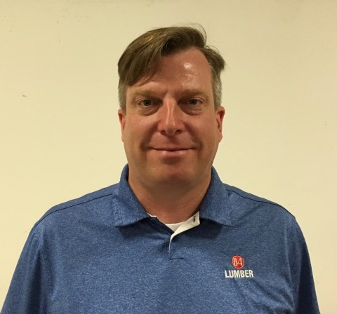 Jim Barbes, VP of National Sales at 84 Lumber (Photo: Business Wire)