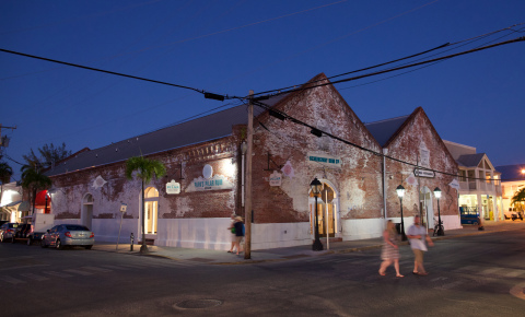 Hemingway Rum Company, the makers of Papa's Pilar® premium sipping rums, which were inspired by Ernest Hemingway's spirit of adventure, will officially open its Rum Distillery & Experience Center to the public in Key West on Saturday, May 20, 2017. Tours are available daily from 9am-6pm. (Photo: Business Wire)