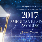 Jeunesse garners nine Stevie awards in 2017 American Business Awards. (Photo: Business Wire)