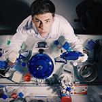 Bertin présente le Cryolys® Evolution : son dernier module de refroidissement breveté pour le broyeur d'échantillon Precellys® Evolution