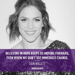 """American singer/songwriter most notably known for her appearance as a semi-finalist on NBC's television show """"The Voice."""" She was also one of two final contestants on Blake Shelton's team during season 2. Following the show, she released her self-titled debut EP. Erin continues to give back to the community often partnering with the Pancreatic Cancer Action Network to fight the disease that took her father's life in 2011. (Graphic: Business Wire)"""
