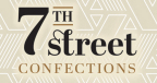 The 7th Street Confections brand provides a platform for Pearson's to create confections items that don't necessarily fit into its current portfolio of five heritage brands — Bit-O-Honey®, Salted Nut Roll®, Mint Patties, Nut Goodie®, and Bun Bar®. (Graphic: Business Wire)