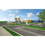 IKEA proposes potential Raleigh-area store in Town of Cary (Graphic: Business Wire)