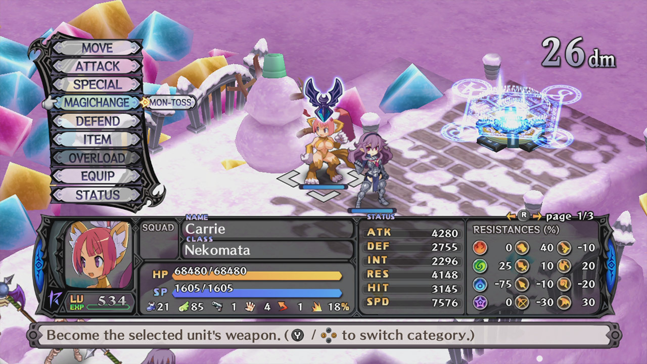 Download the free Disgaea 5 Complete demo and try the strategy RPG game before it launches on May 23 on the Nintendo Switch console. (Photo: Business Wire)