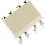 """Toshiba: A 100V """"TLP3823"""" with a 3A drive current housed in a DIP8 package. (Photo: Business Wire)"""