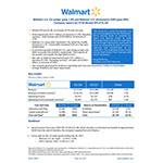 Walmart reports Q1 FY18 earnings