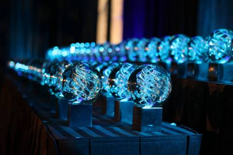 The AMA Crystal Awards Ceremony was held on May 11 at the Bayou City Event Center in Houston, Texas. (Photo: Axalta)