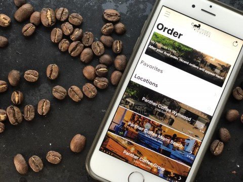 SpeedETab is the easiest way to order and pay for coffee, food and drinks from your phone. (Photo: B ...