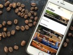 SpeedETab is the easiest way to order and pay for coffee, food and drinks from your phone. (Photo: Business Wire)