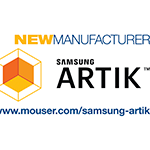 Mouser Electronics has signed a global agreement with Samsung to distribute SAMSUNG ARTIK(TM), an integrated IoT platform that makes it easy to build and deploy secure, interoperable IoT products and services. (Photo: Business Wire)