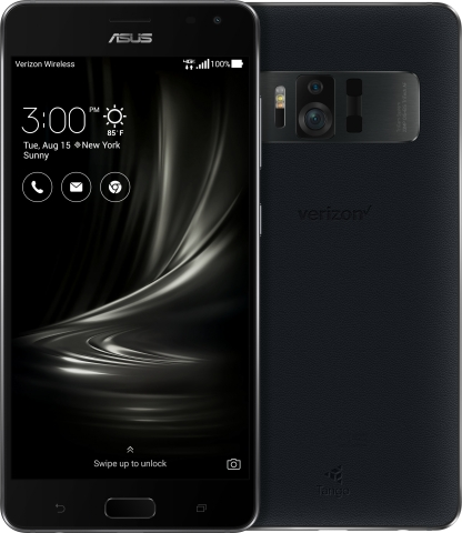 ASUS ZenFone AR to Bring Augmented Reality and Virtual Reality in One Device to Verizon this Summer  ...