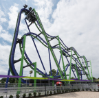Joker Free Fly Coaster Opens May 20 at Six Flags Over Texas (Photo: Business Wire)