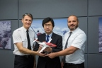 Honda Aircraft Company received multiple orders from FlyHonda. (Photo: Business Wire)